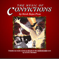 Original Convictions music CD cover artwork